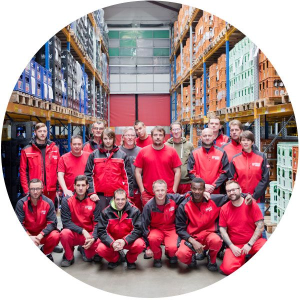 Getränke Geins - 150 Jahre Vielfalt - Team