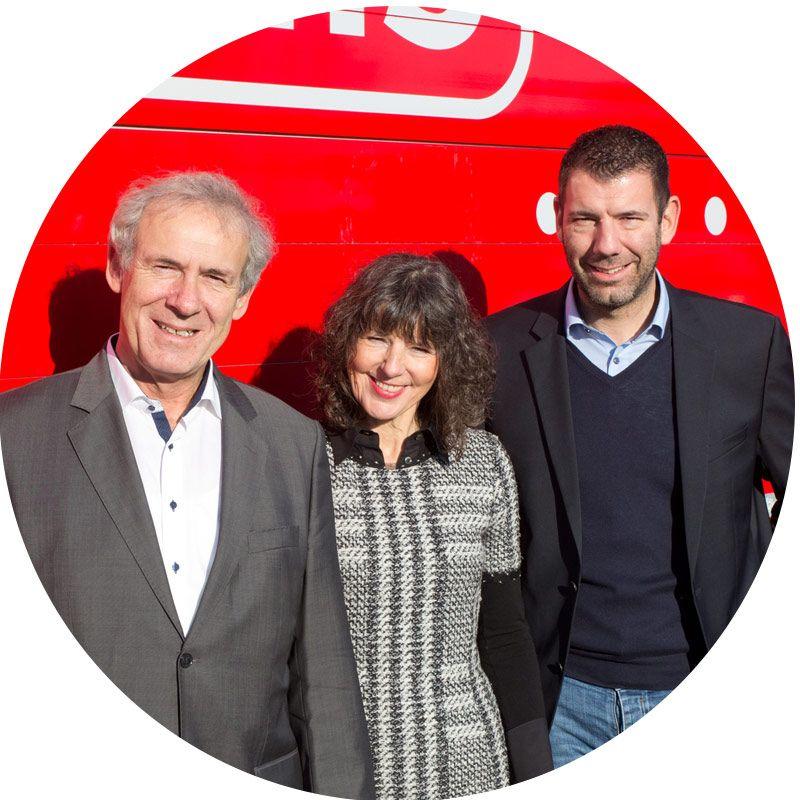 Getränke Geins - Familie Geins - Historie - Unternehmen