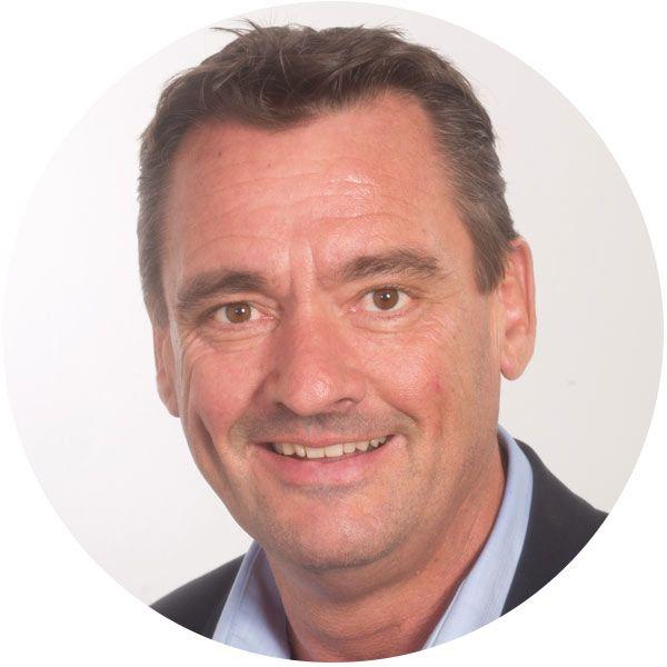Getränke Geins - Vertriebsgebiete und Ansprechpartner - Herr Schuster für Gastronomie