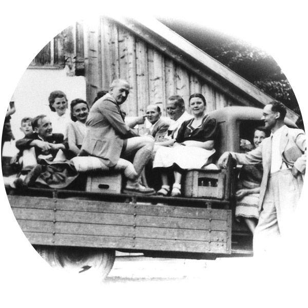 Getränke Geins - Historie - Unternehmen