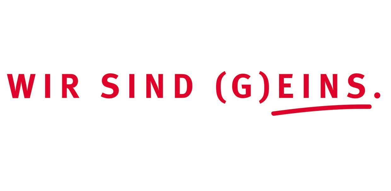 Getränke Geins - Slogan von Geins